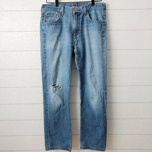 Citizens of Humanity Light Wash Mens Jeans